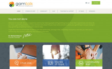 gamtalk.org screenshot