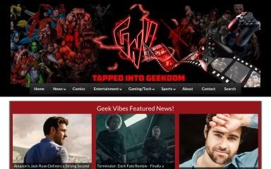 geekvibesnation.com screenshot