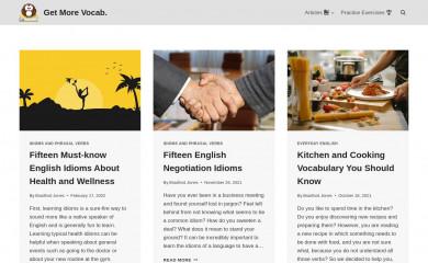 getmorevocab.com screenshot
