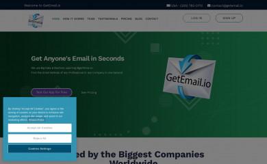 getemail.io screenshot