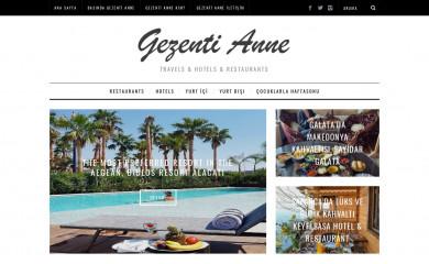 gezentianne.com screenshot