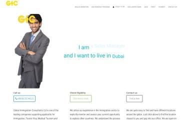 http://gicbd.com screenshot
