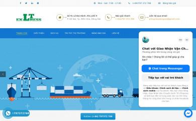 giaonhanquocte.com.vn screenshot