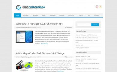 http://gigapurbalingga.net screenshot