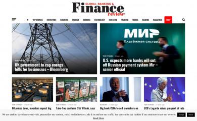 globalbankingandfinance.com screenshot