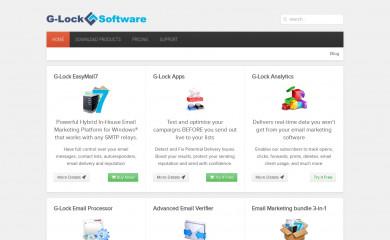 glocksoft.com screenshot