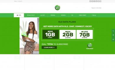 http://gloworld.com screenshot