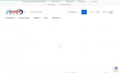 gogeomart.com screenshot