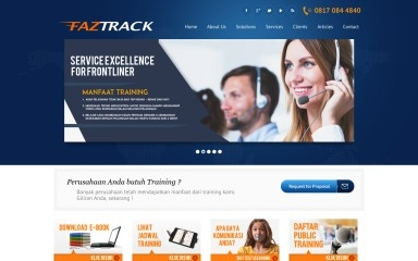 gofaztrack.com screenshot