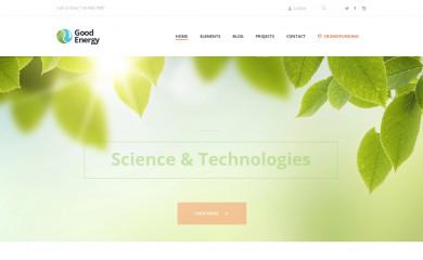GoodEnergy screenshot