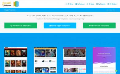 gooyaabitemplates.com screenshot