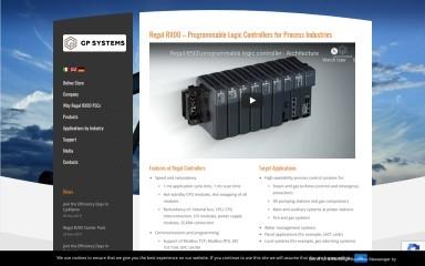 gp-systems.com screenshot