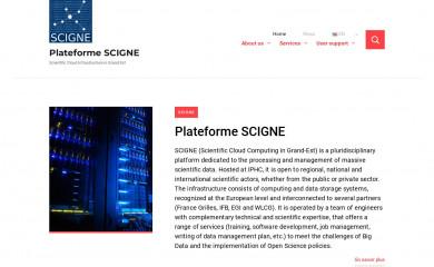 grand-est.fr screenshot
