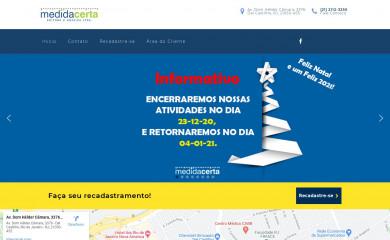 graficamedidacerta.com.br screenshot