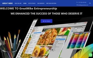 http://greatmike.com screenshot
