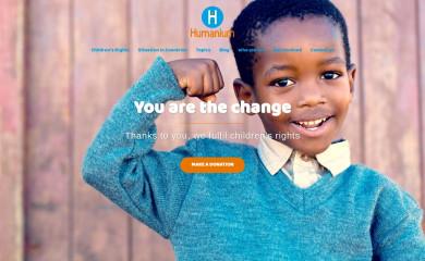 http://humanium.org screenshot