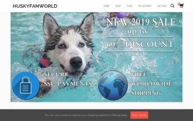 huskyfanworld.com screenshot