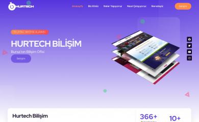 hurtekno.com screenshot