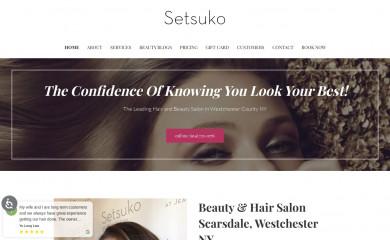 hairsalon-westchester.com screenshot