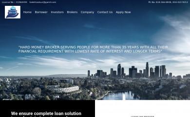 hardmoneybrokers.com screenshot