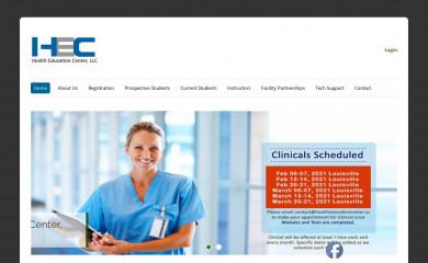 healtheducationcenter.us screenshot