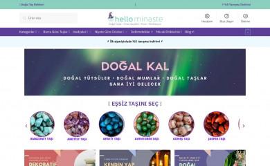 hellominaste.com screenshot