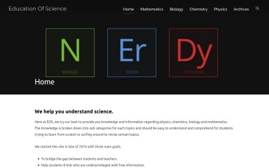 hemantmore.org screenshot