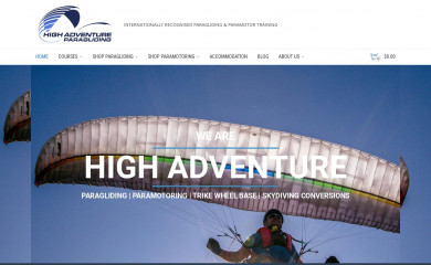 highadventure.com.au screenshot
