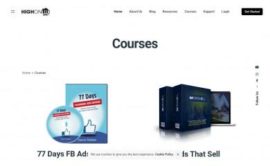 highonm.com screenshot