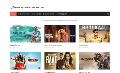 hindimoviesonline.to screenshot