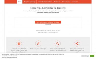 historydiscussion.net screenshot