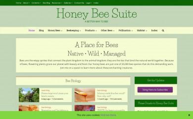 honeybeesuite.com screenshot