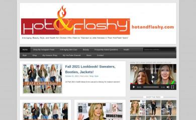 hotandflashy.com screenshot