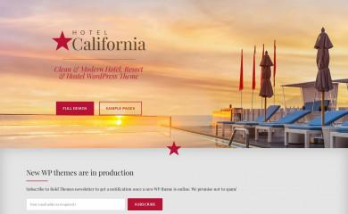 Hotelcalifornia screenshot