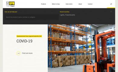 hpm.com.au screenshot