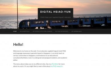hsiaoyun.net screenshot