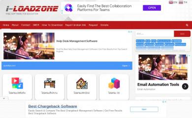 http://i-loadzone.com screenshot