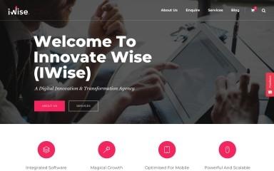 http://iwise.co.nz screenshot
