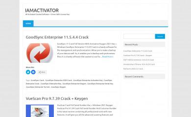 iamactivator.com screenshot