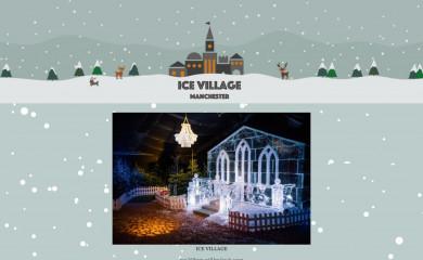 icevillage.co.uk screenshot