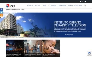 icrt.cu screenshot