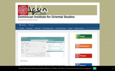 ideo-cairo.org screenshot