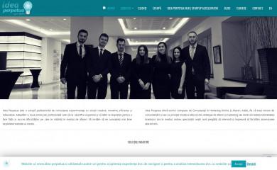 http://idea-perpetua.ro screenshot