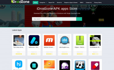 idroidzone.com screenshot