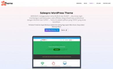 Salespro screenshot