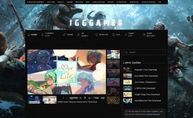 igg-games.com screenshot