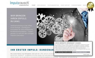 impulsrausch.de screenshot