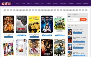 indianmovieswebsite.online screenshot