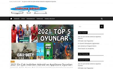 indirmeadresi.com screenshot