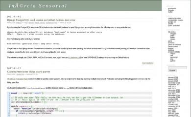 inerciasensorial.com.br screenshot